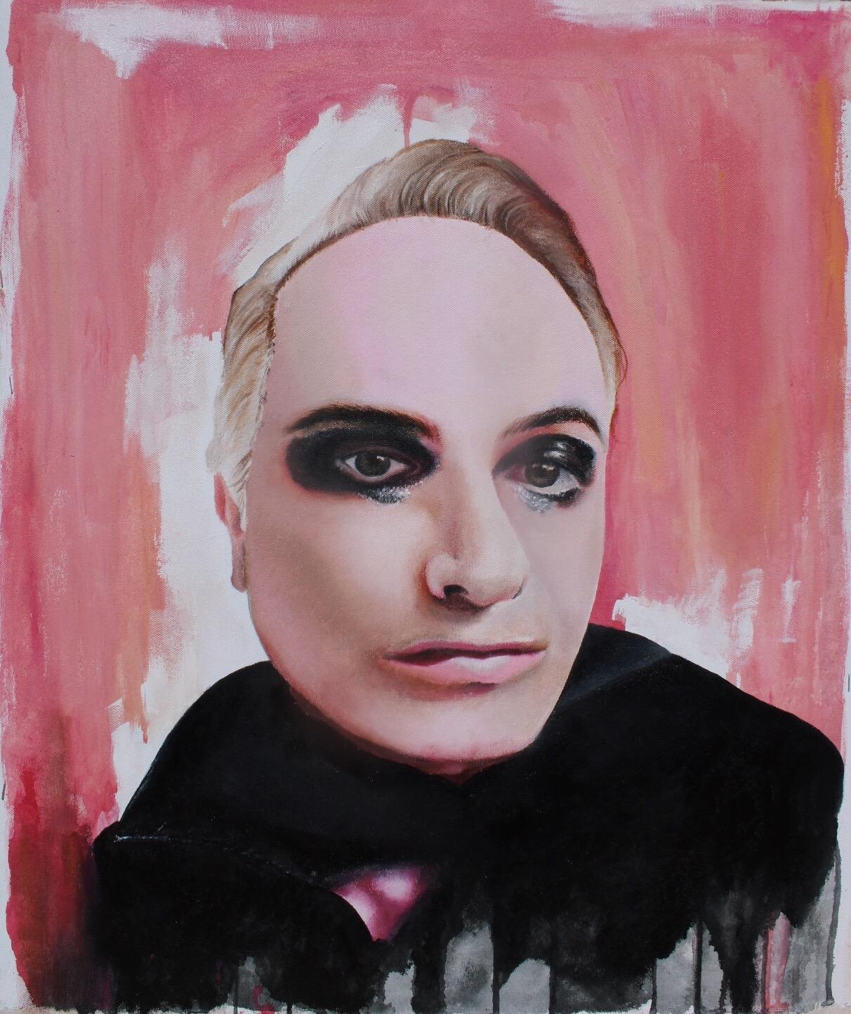Sandro Colarelli by Lileana Colarelli