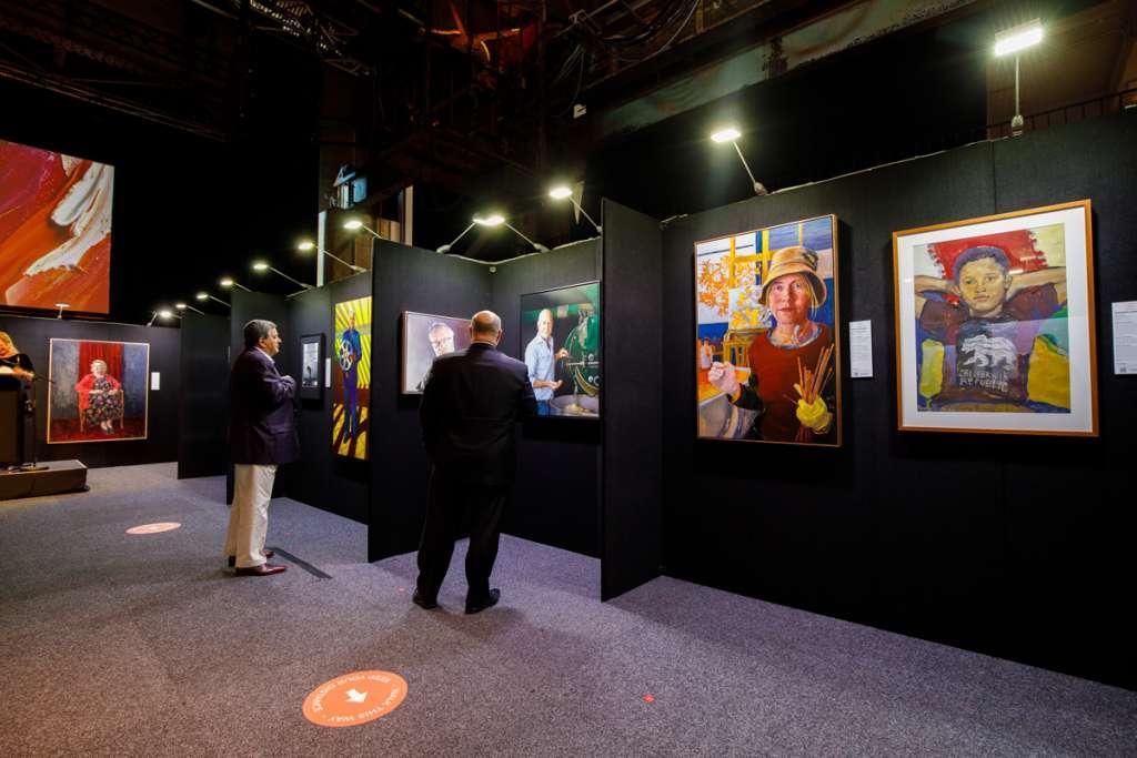 Brisbane Portrait Prize 2020